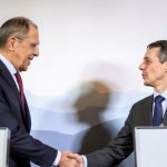Russian Foreign Minister Lavrov and his Swiss Counterpart Cassis Hold Press Conference (VIDEO