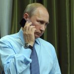 Kremlin Dismisses Media Claim About Putin's 'Supersized' Top Secret Mobile Phone