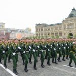 Stay at home, watch the show: Kremlin urges Moscow locals to tune into V-Day parade on TV